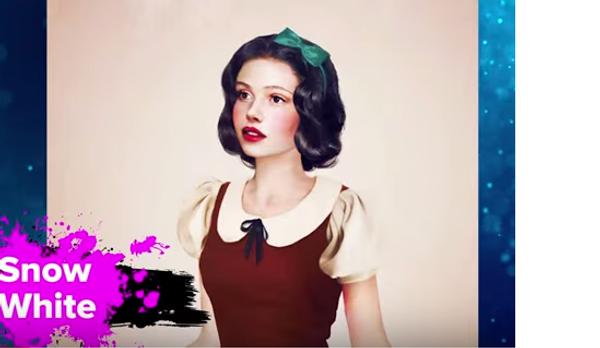 Как бы выглядели мультипликационные принцессы в реальной жизни