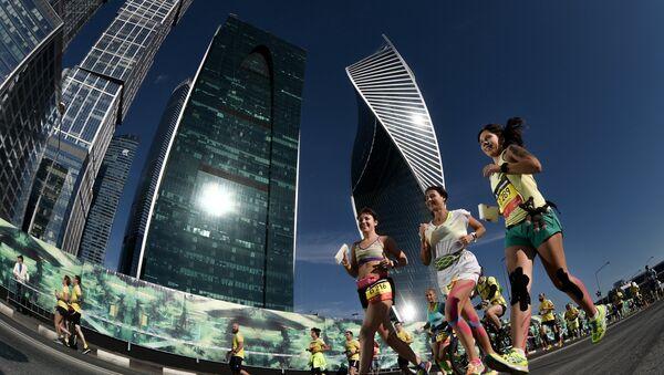 Московский марафон 2015