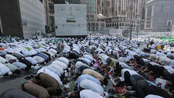 Хадж - паломничество мусульман в Мекку. Архивное фото