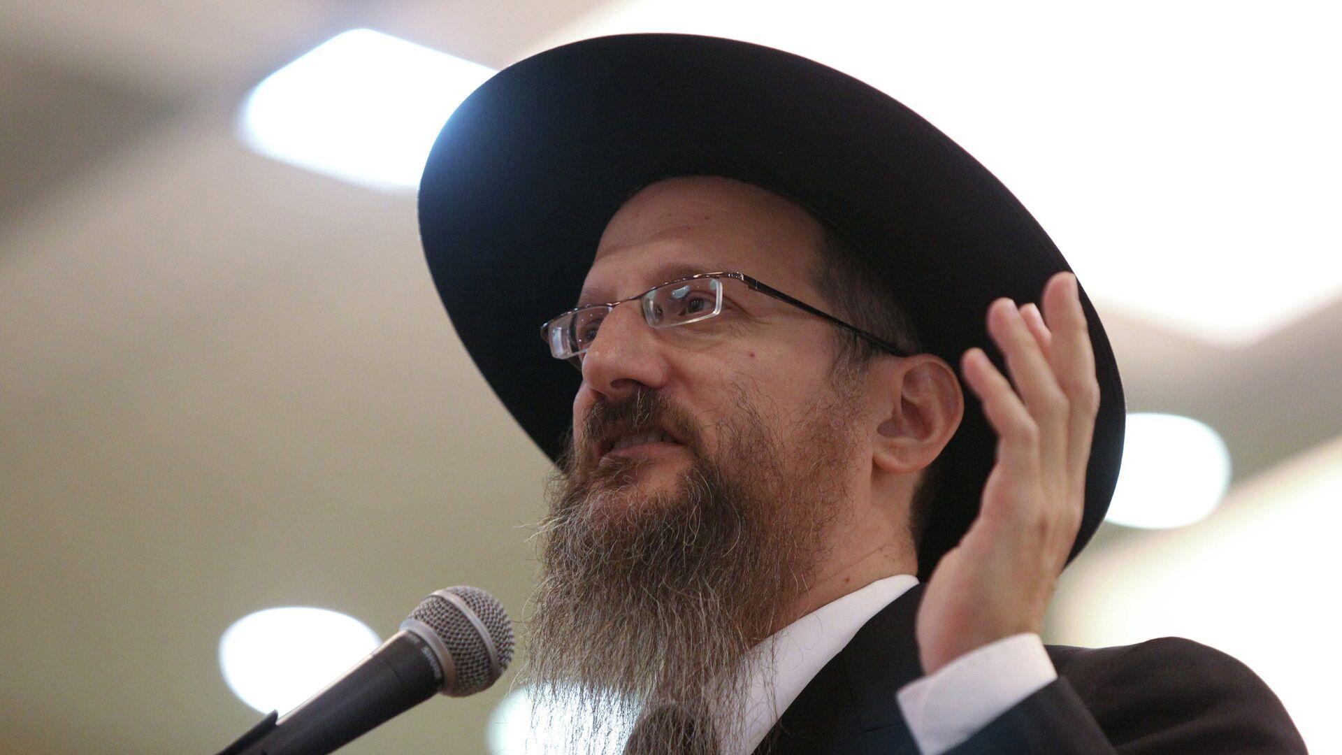 Празднование еврейского Нового года Рош Ха-Шана - РИА Новости, 1920, 11.10.2016