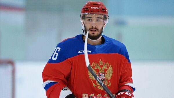 Хоккеист Вячеслав Войнов. Архивное фото