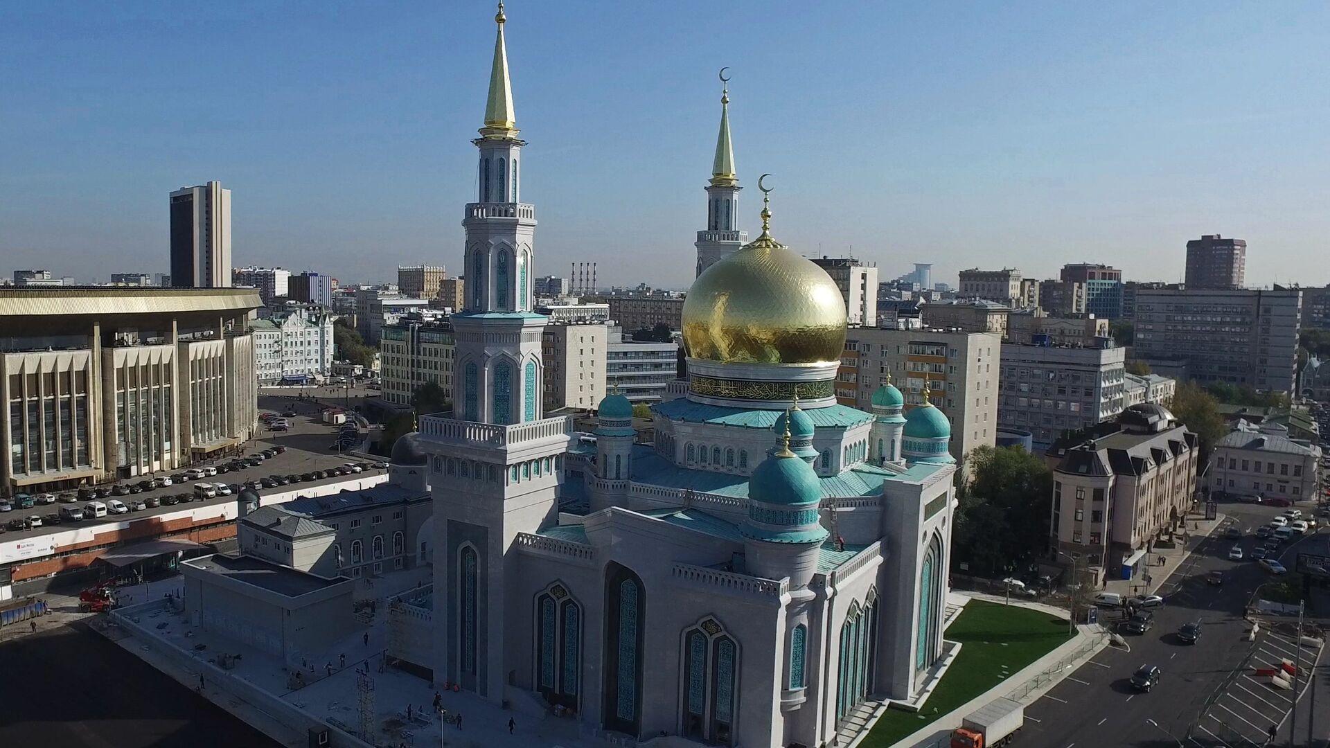 Московская соборная мечеть - РИА Новости, 1920, 12.04.2021