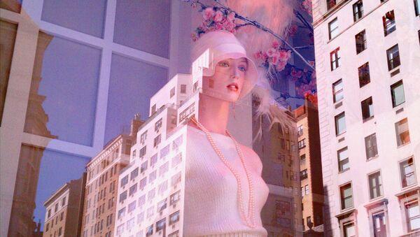 Бутик Ralph Lauren в Нью-Йорке