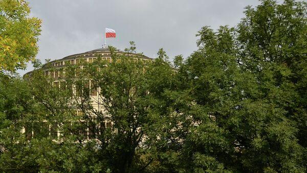 Польша. Город Вроцлав. Архивное фото