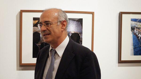 Замминистр иностранных дел Греции Димитрис Мардас. Архивное фото