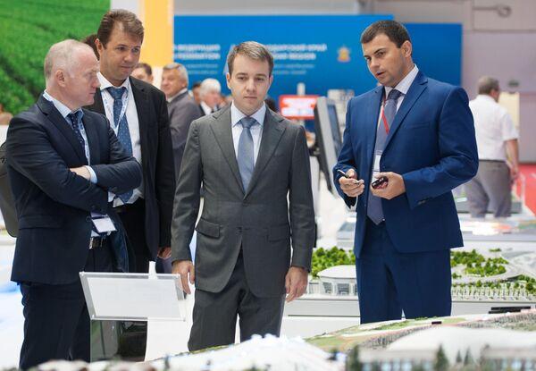 Международный инвестиционный форум Сочи-2015. День второй