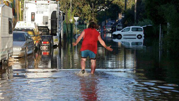 Наводнение во Франции, 4 октября 2015