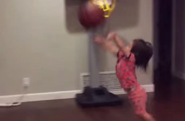 Восходящая звезда баскетбола