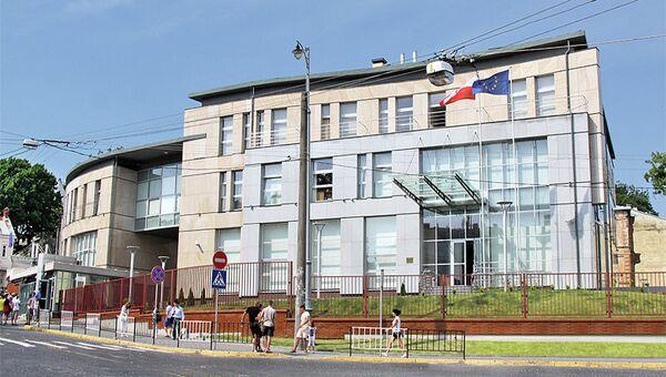Генеральное Консульство Республики Польша в Украине во Львове. Архивное фото