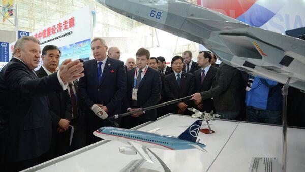 Российско-китайское ЭКСПО в Харбине. Архивное фото