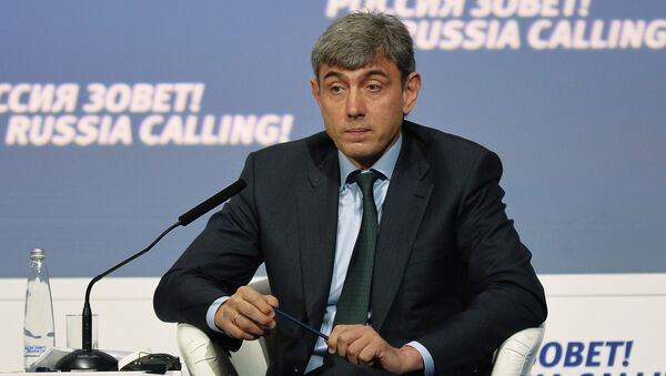 Основатель и совладелец розничной сети Магнит Сергей Галицкий. Архивное фото