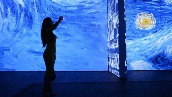 Открытие выставки Ван Гог: 125 лет вдохновения