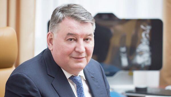 Министр здравоохранения Самарской области Геннадий Гридасов