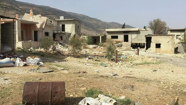 Деревня Саф-Сафа (провинция Хама). Архивное фото