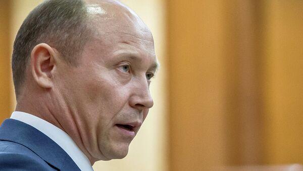 Бывший премьер-министр Молдавии Валерий Стрелец