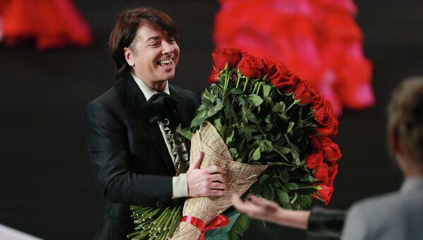 Модельер Валентин Юдашки. Архивное фото