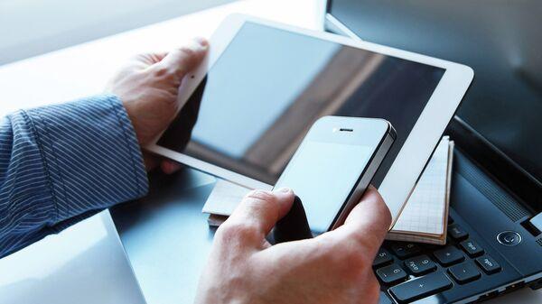 Телефон и планшет