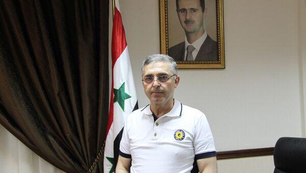 Министр народного примирения Сирии Али Хайдар. Архивное фото