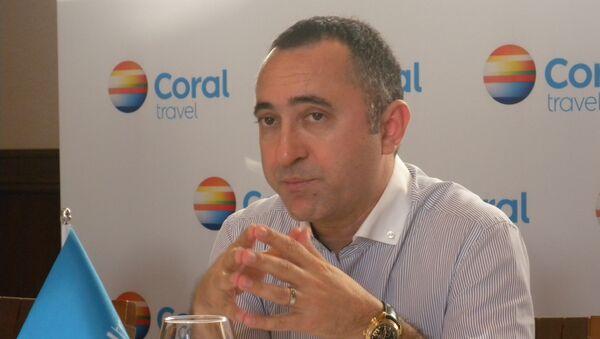 Председатель совета директоров компании Coral Travel Джошкун Юрт