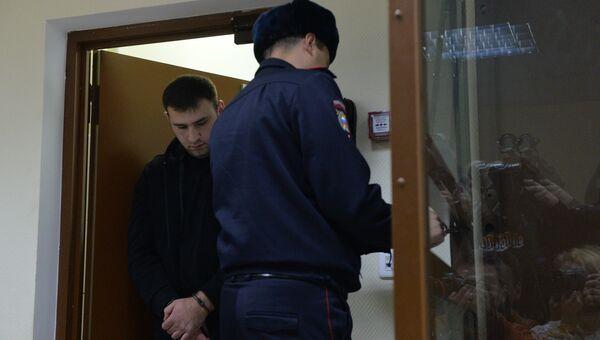 Охранник Амирана Георгадзе, подозреваемого в убийстве чиновников, а также местного жителя в Красногорске, Шота Элизбарашвили