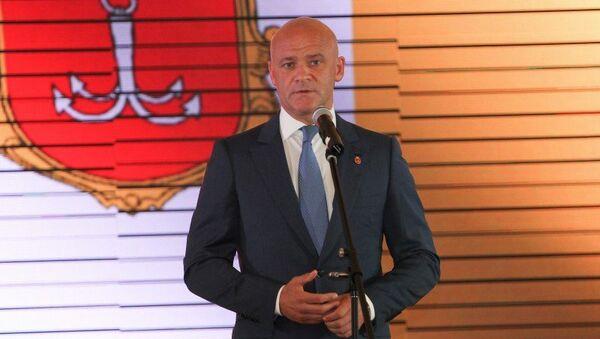 Городской голова Одессы Геннадий Труханов. Архивное фото