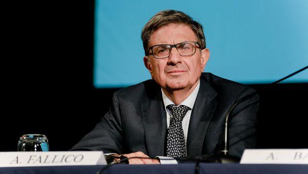Председатель совета директоров Банка Интеза Антонио Фаллико