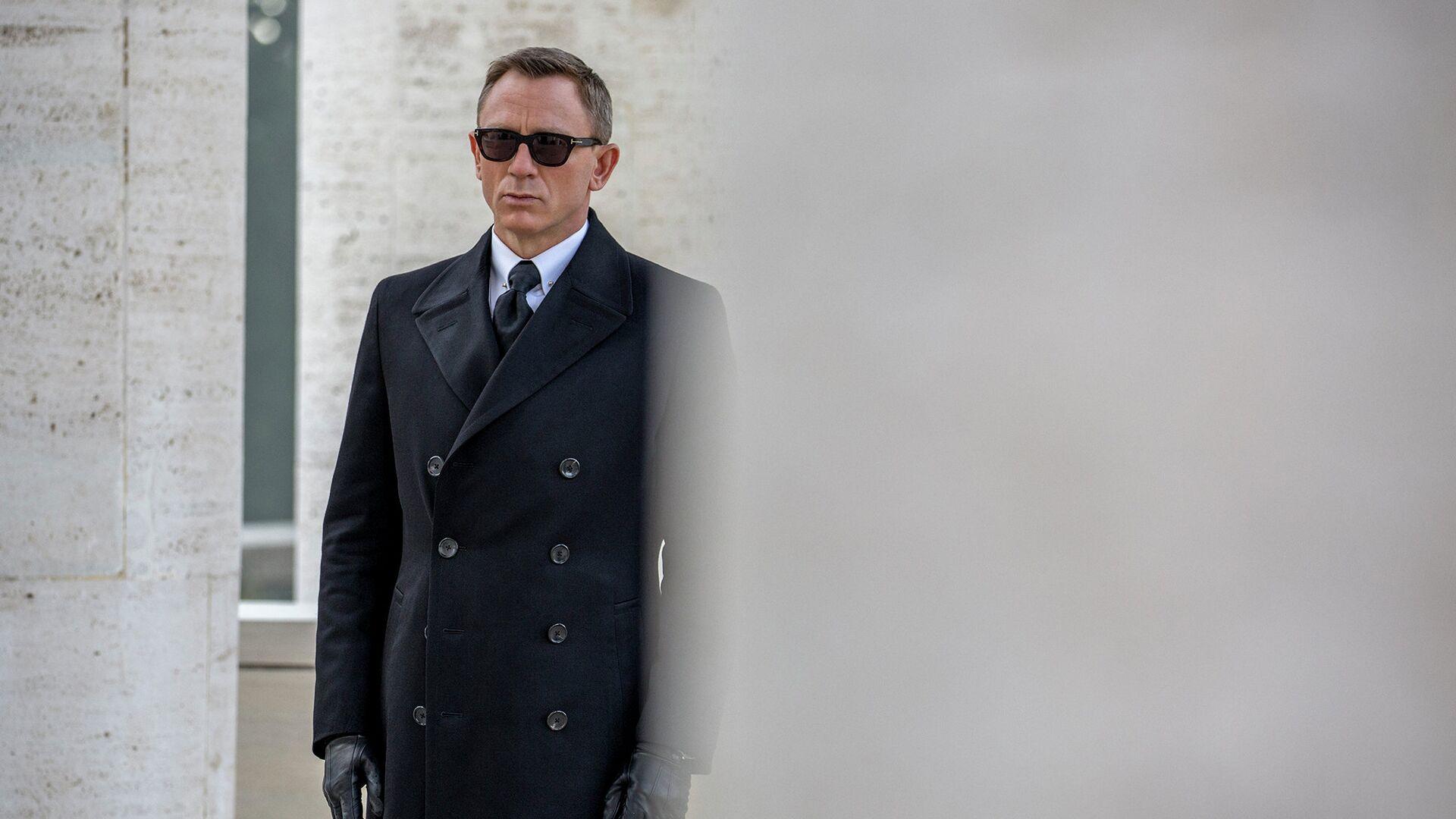 Кадр из фильма 007: Спектр - РИА Новости, 1920, 27.09.2020