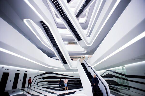Бизнес-центр Dominion Tower архитектора Захи Хадид