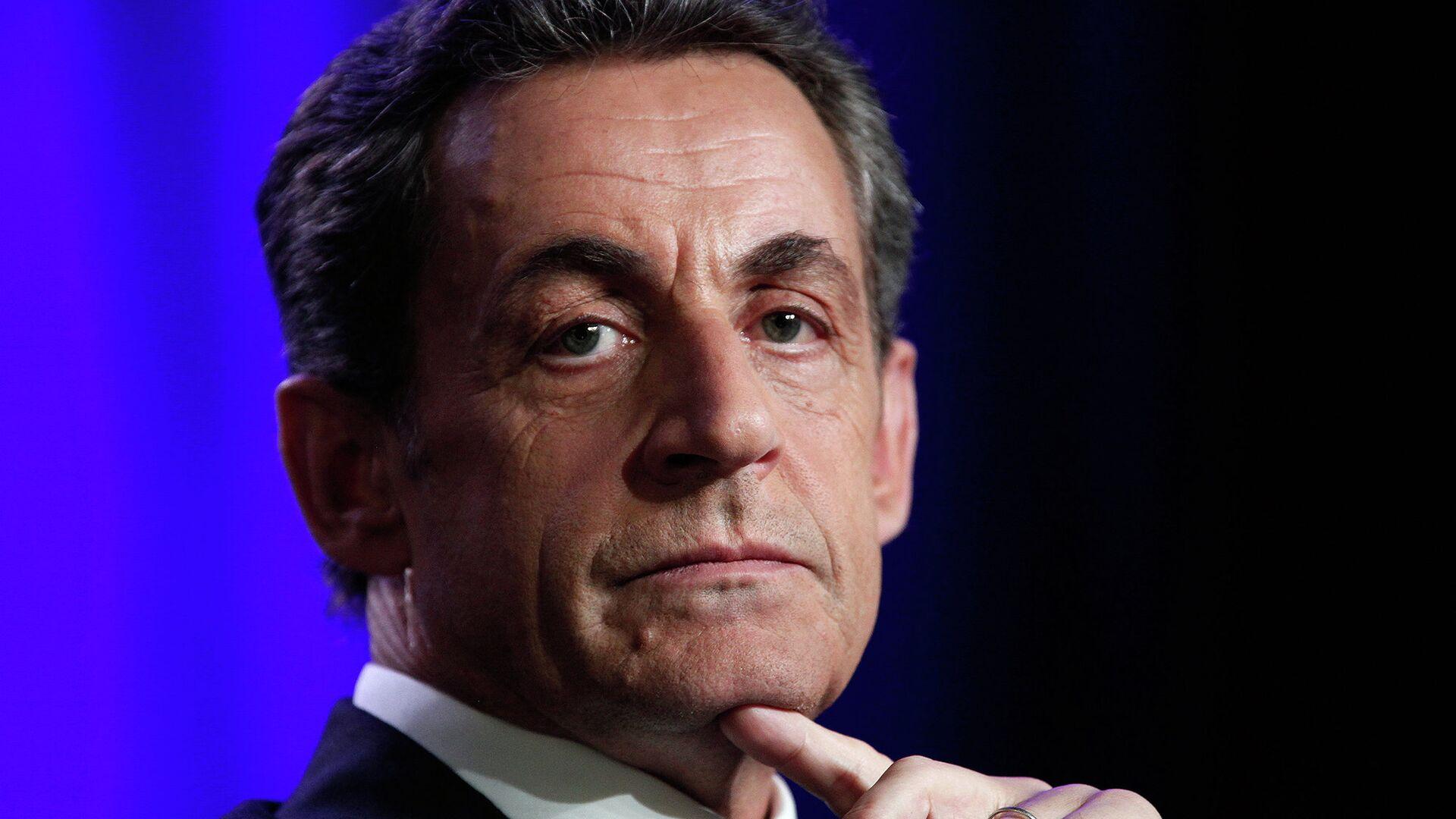 Экс-президент Франции Николя Саркози - РИА Новости, 1920, 28.11.2019