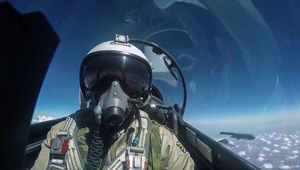 Пилот. Архивное фото
