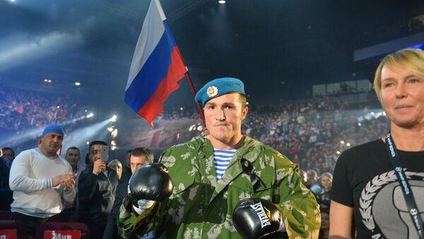 Денис Лебедев (Россия). Архивное фото