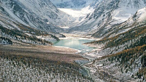 Горный Алтай. Архивное фото