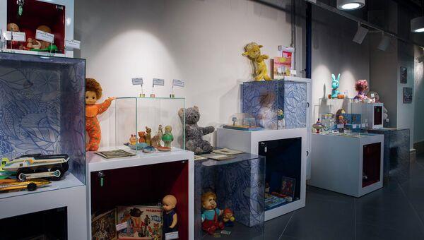 День Музея Детства пройдет в ЦДМ на Лубянке