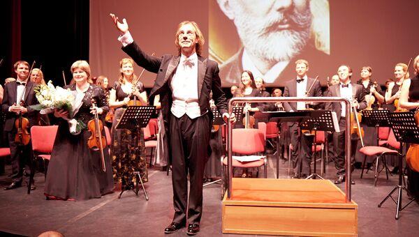 Концерт оркестра театра Мюзик-Холл Северная симфониетта