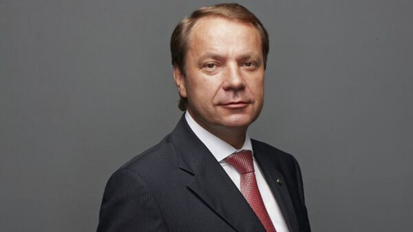 Зампред правления Сбербанка Станислав Кузнецов