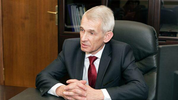 Генеральный директор Государственного научного центра РФ – Физико-энергетического института имени А. И. Лейпунского Андрей Говердовский