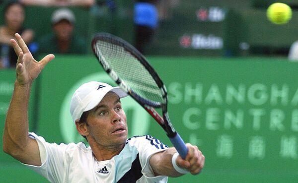 Австралийский теннисист Скотт Дрейпер
