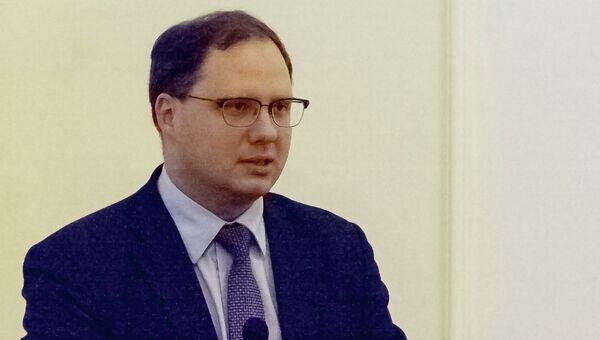 Торговый представитель России в Китае Алексей Груздев. Архивное фото