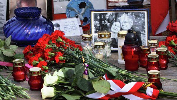 Годовщина крушения самолета польского президента под Смоленском