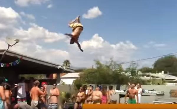 Сумасшедшие прыгуны
