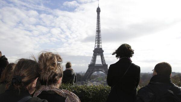 Виды Парижа. Архивное фото.