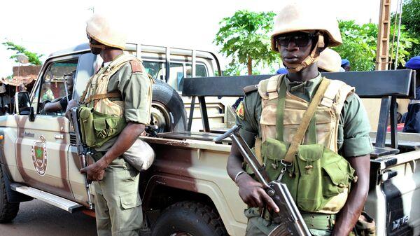 Военнослужащие Мали. Архивное фото