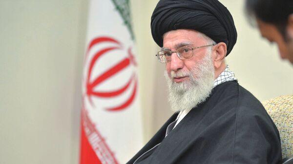 Верховный руководитель Исламской Республики Иран Сайед Али Хаменеи
