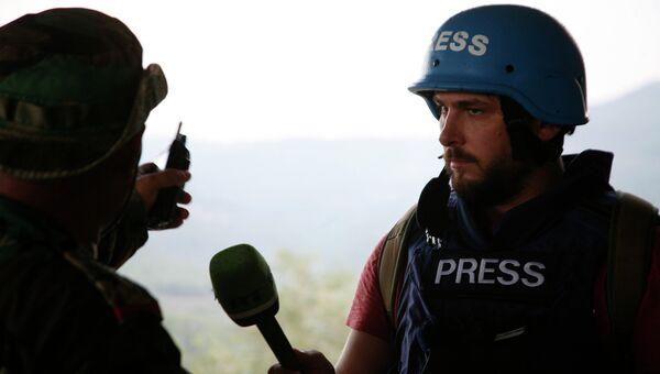 Корреспондент арабской редакции RT Саргон Хадая