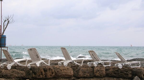 Пляж Сиде, Турция