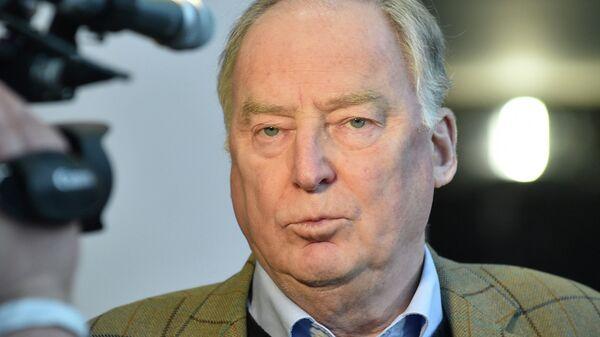 Заместитель председателя партии Альтернатива для Германии Александр Гауланд