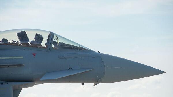 Истребитель ВВС Германии. Архивное фото