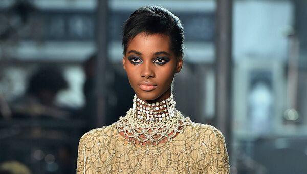 Модный показ Chanel Metiers d'Art в Риме