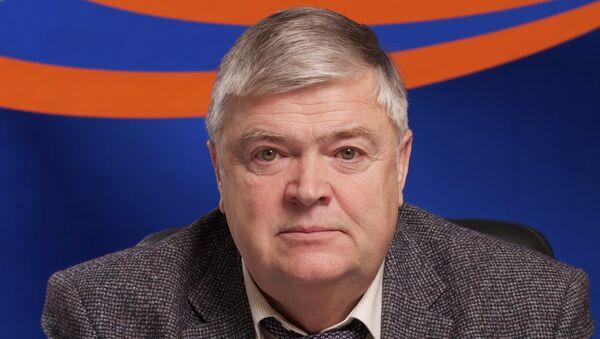 Начальник Центра стратегических исследований гражданской защиты МЧС России Михаил Фалеев