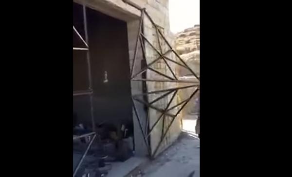 Ворота-оборотни